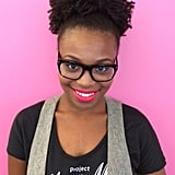 Jessica, beauty assistant editor