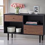 Baxton Furniture Studios Auburn Storage Cabinet