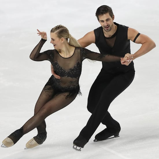 Hubbell and Donohue's Burlesque Ice Dancing Routine | Video
