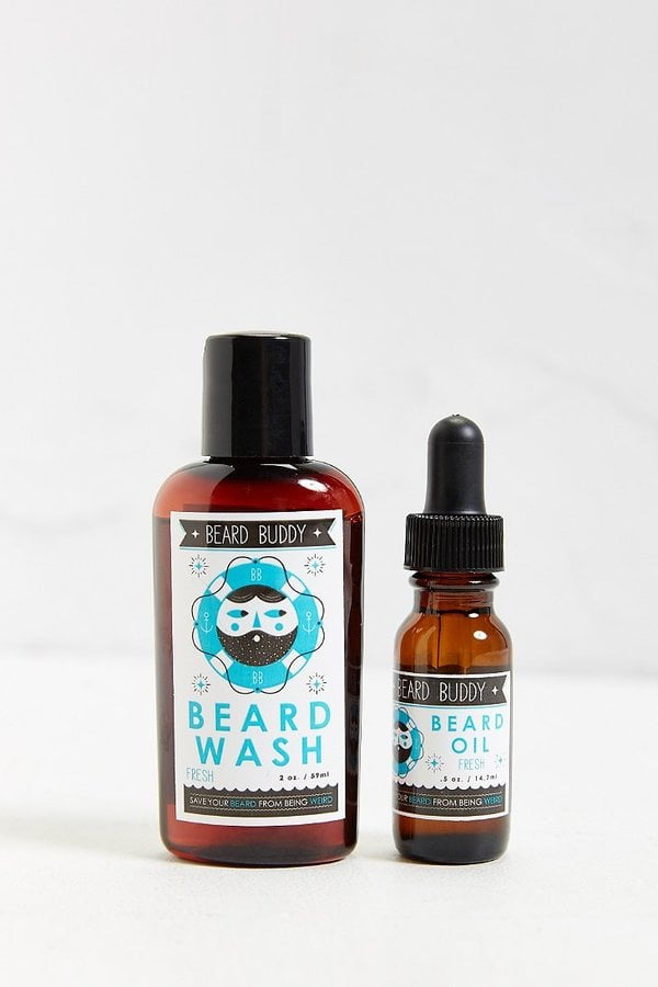 Beard Buddy Duo Kit ($38)