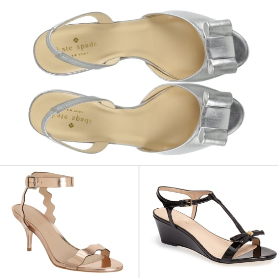 Bridesmaid Shoes In Different Colors