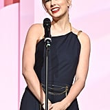 Taylor Swift at Billboard Women in Music Event 2019 Pictures