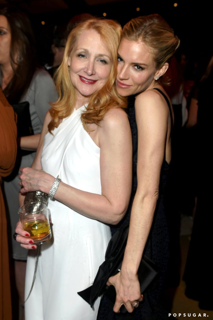 Patricia Clarkson and Sienna Miller
