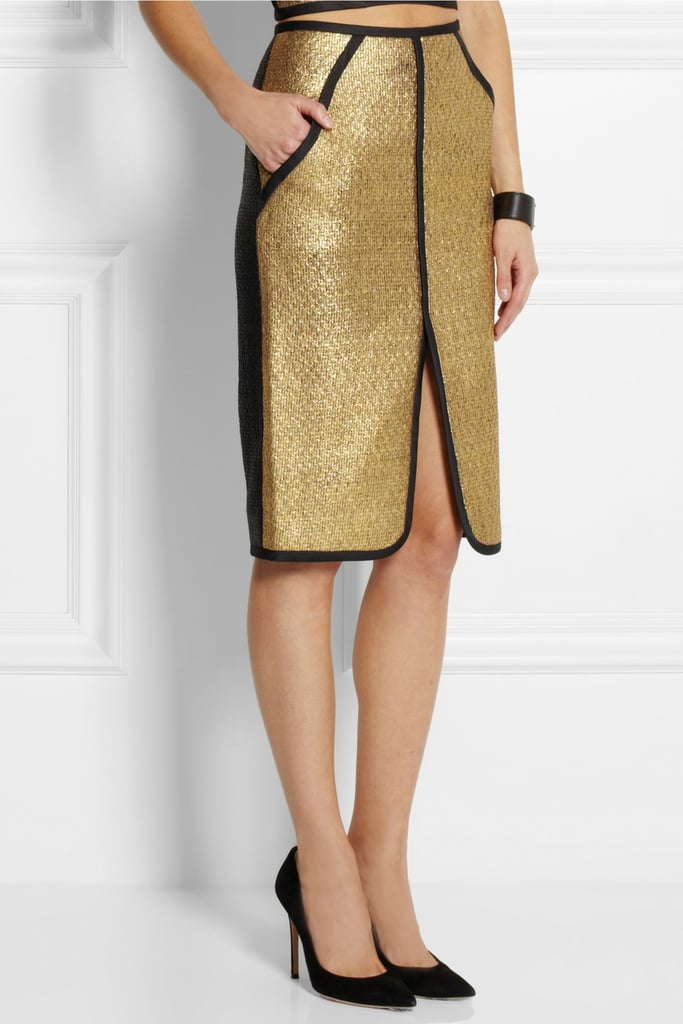 Jonathan Simkhai Pencil Skirt