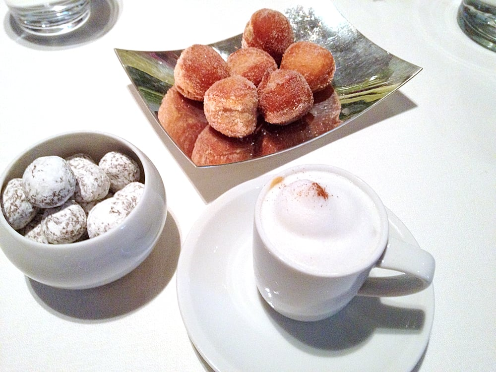 Coffee and Doughnuts