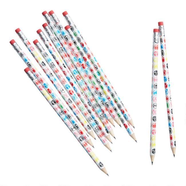 Hello Kitty Omatsuri Pencil Set