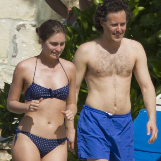 Lauren Bush Lauren Bikini Pictures in Jamaica