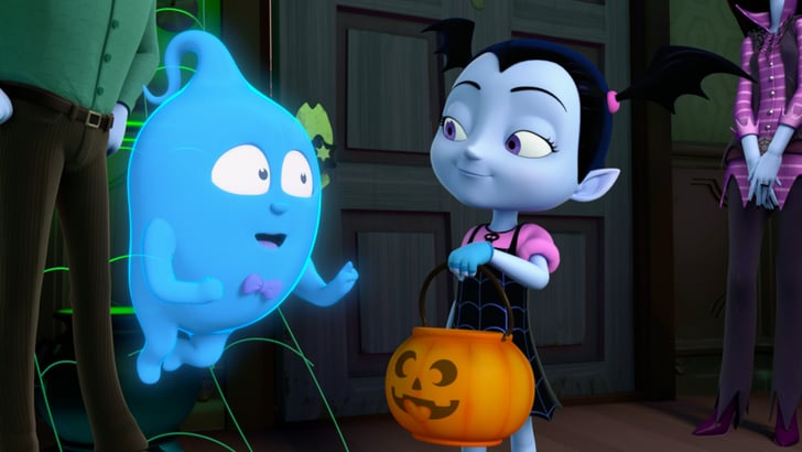 Disney Junior Vampirina Halloween Episode Schedule 2019 Popsugar Family