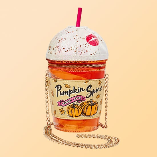 Betsey Johnson Pumpkin Spice Purse 2018