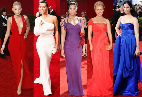 Who Do You Think Was the Worst Dressed at the Emmys?