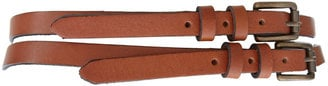 Double Belts for Autumn Winter 2010
