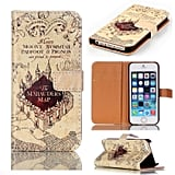 Hogwarts Marauder's Map Case Cover