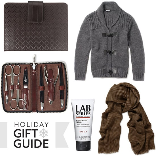 Holiday Fashion and Grooming Gifts For a Banner Bloke