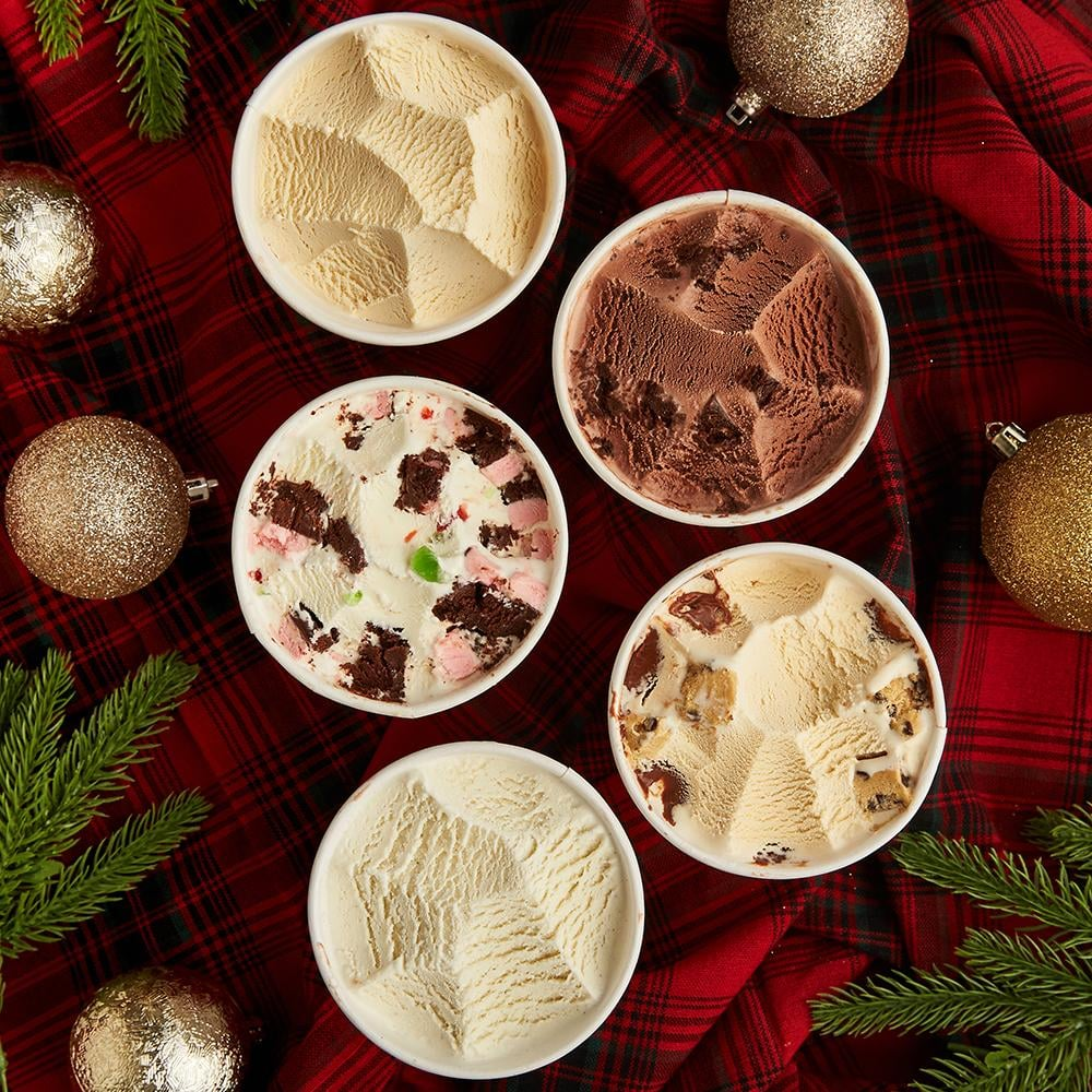 Dwanta Claus Ice Cream Holiday Pack