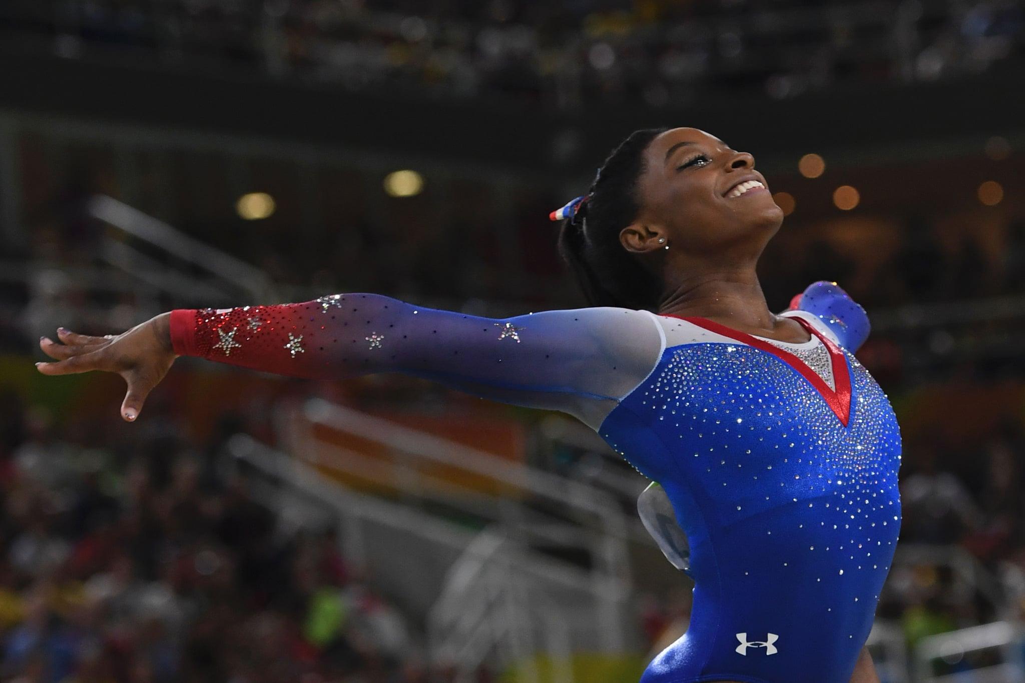 Simone Biles Interview From Rio Olympics