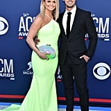 Miranda Lambert and Brendan McLoughlin at the 2019 ACM Awards