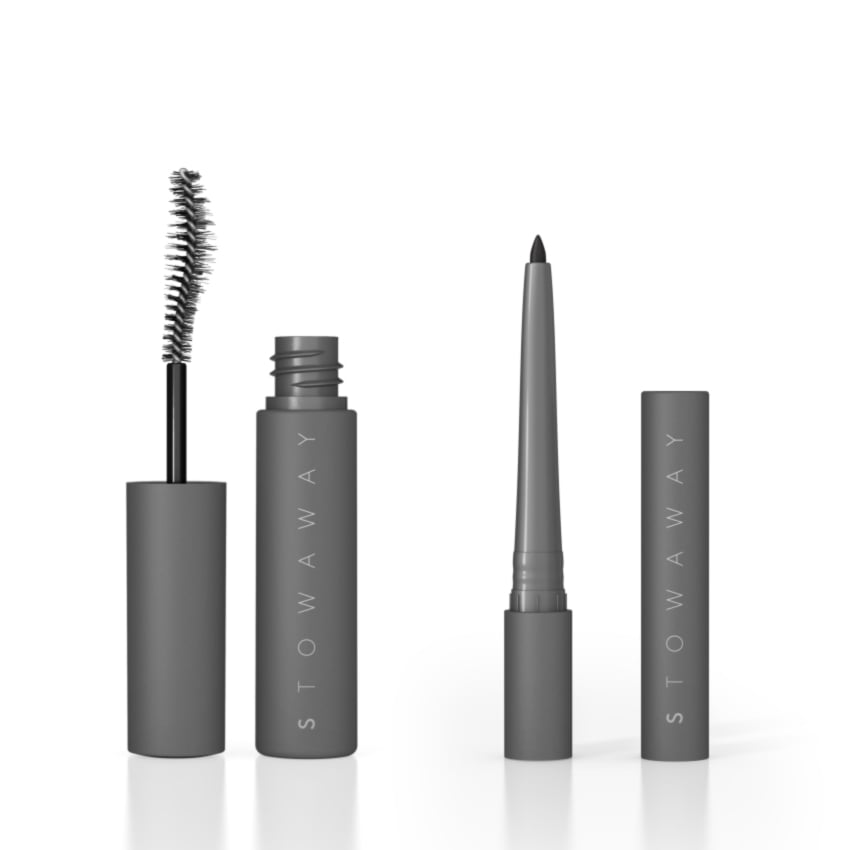 In your laptop bag for the workday commute (darn you, snooze button!). At home to satisfy your penchant for trying trends that really won't last. Plus, you'll fly through these miniatures before they have a chance to expire.  Try: Stowaway Effortless Eyeliner ($10) and Stowaway Mascara ($12)