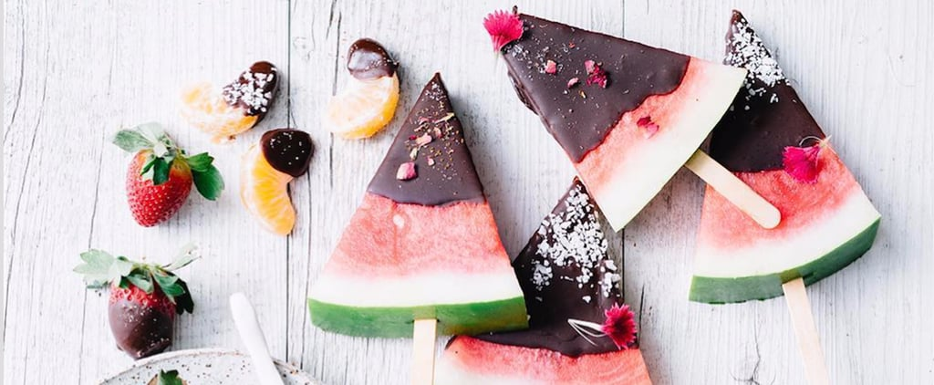 18 Times We Saw That Chocolate-Dipped Fruit Is EVERYTHING