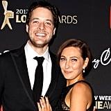 2012: Hamish Blake and Zoë Foster-Blake