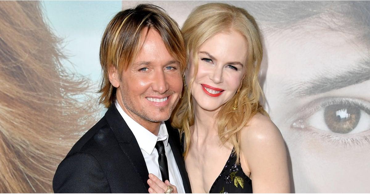 Nicole Kidman Cuddles Up to Keith Urban at Her Big Little Lies Premiere