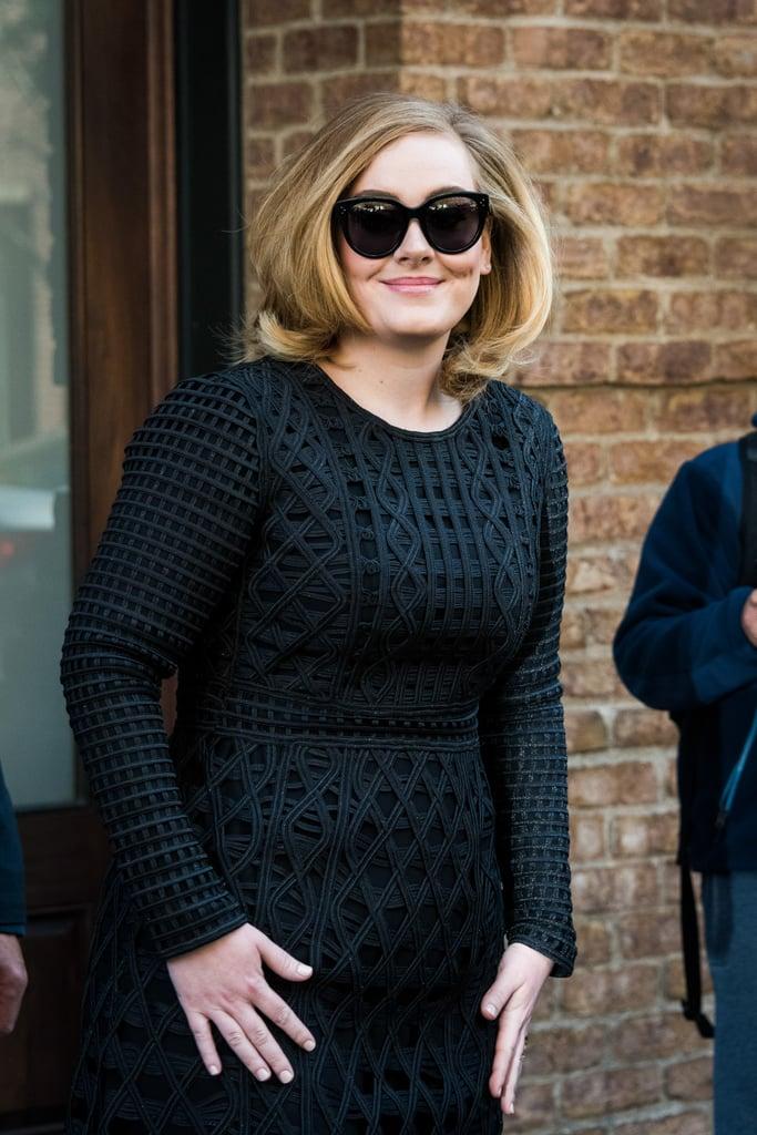Adele Body Image Quote