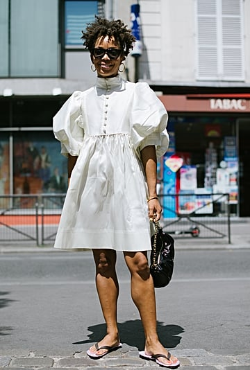 Couture Fashion Week Street Style Fall 2019