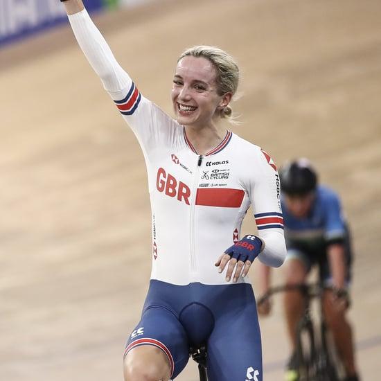 Olympian Elinor Barker on Staying in Shape During Lockdown