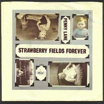 Happy Hour: Strawberry Fields Forever