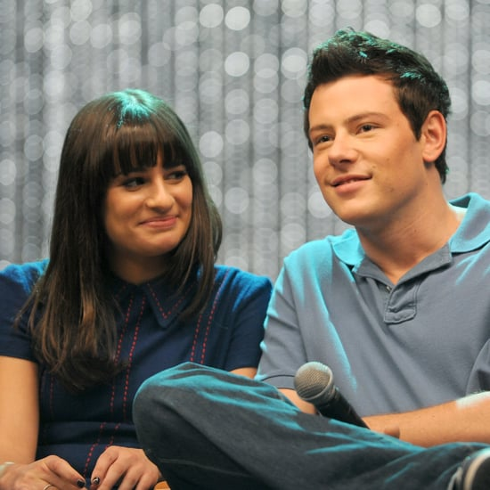 Lea Michele's Tribute to Cory Monteith 2019