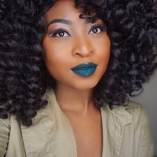 Green Lipstick Inspiration