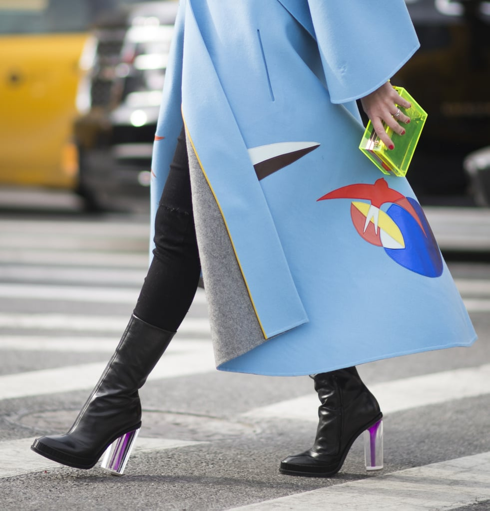 Day 2 Street Style Shoes And Bags At Fashion Week Fall