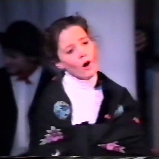 Young Kate Middleton Singing in My Fair Lady Video