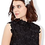 Accessorize Bethany Bridal Feather Hair Clip