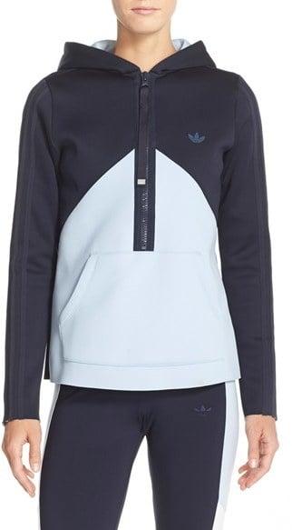 Adidas Helsinki Half-Zip Hoodie