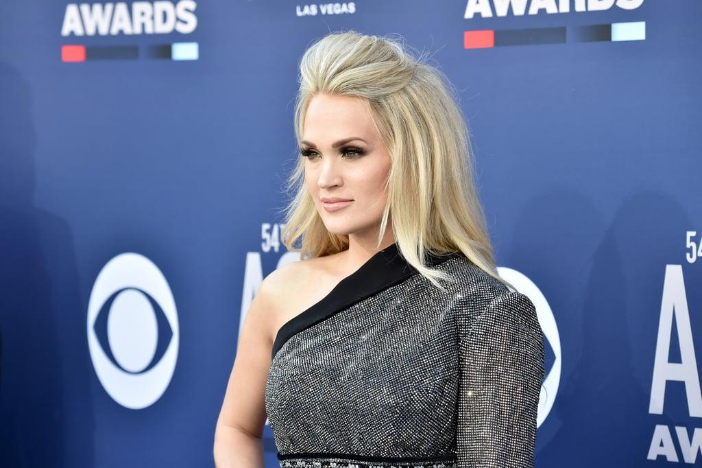 Carrie Underwood Faith Finger Tattoo