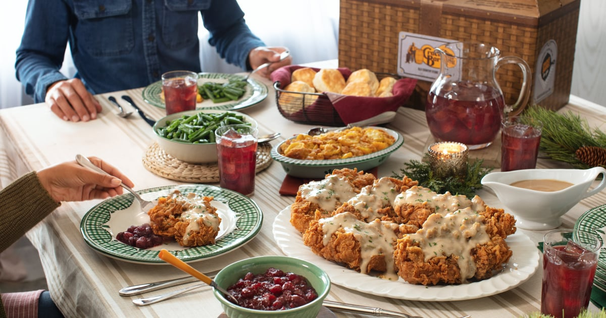 Cracker Barrel's 2020 Thanksgiving Dinner Options Are Here, and They Start as Low as $40