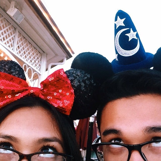 The mouse ear choices are so cute it might make you sick.