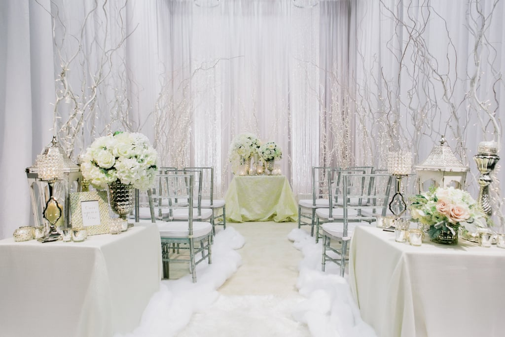 Use a Winter White Color Scheme