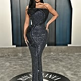 Kylie Jenner at the Vanity Fair Oscars Afterparty 2020