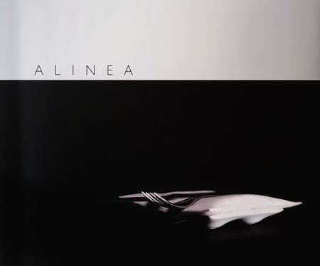 Alinea Cookbook
