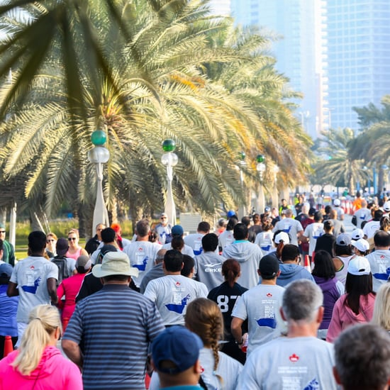 Terry Fox Run Abu Dhabi 2018