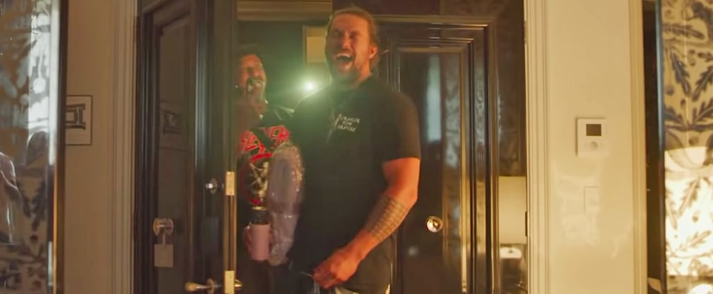 Jason Momoa's Surprise 40th Birthday Party Video
