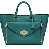 Large Willow Tote in Emerald (£1,500)