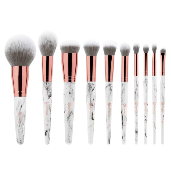 BH Cosmetics Launches Rose Gold Marble Brush Set