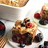 Triple-Berry Breakfast Bread