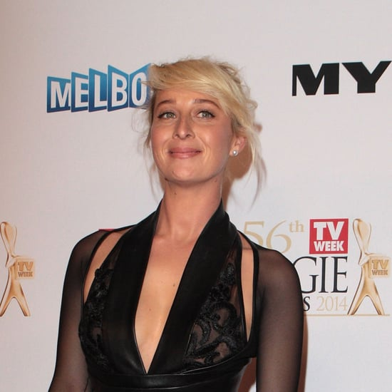 Pictures of Asher Keddie at 2014 Logie Awards