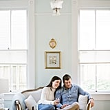 Newlywed Home Photo Session