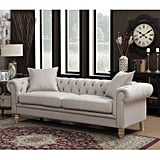 Wayfair x Kelly Clarkson Home Madison Chesterfield Rolled Arm Sofa