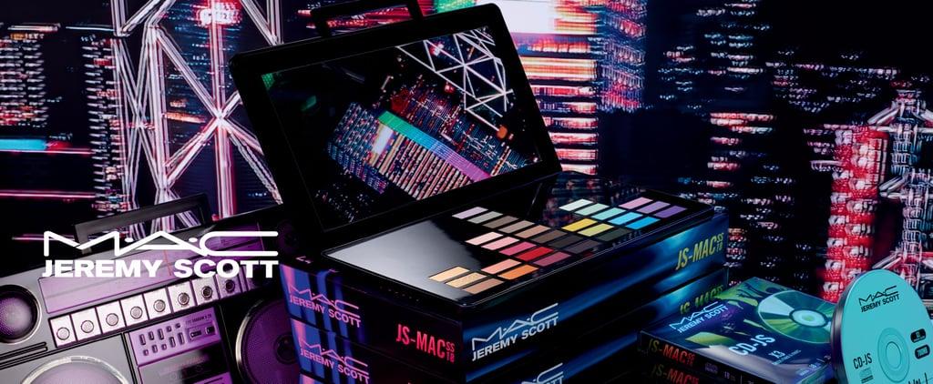 MAC x Jeremy Scott Collection January 2018