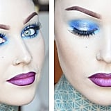 """Blue Ice Makeup Tutorial"" by Kristen Leanne"